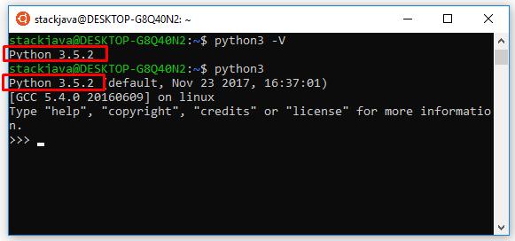 Hướng dẫn cài đặt, lập trình Python trên Ubuntu (Linux